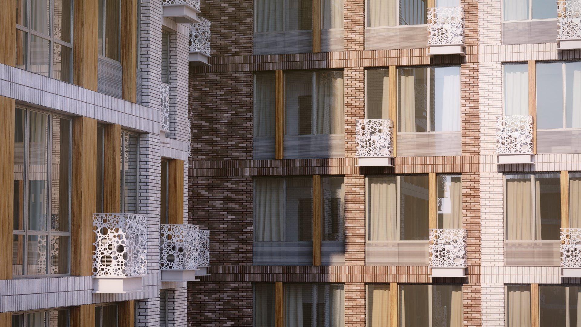 Жилой Квартал «1147» - новостройка на ул. Маломосковская | Официальный сайт  ЖК «1147»